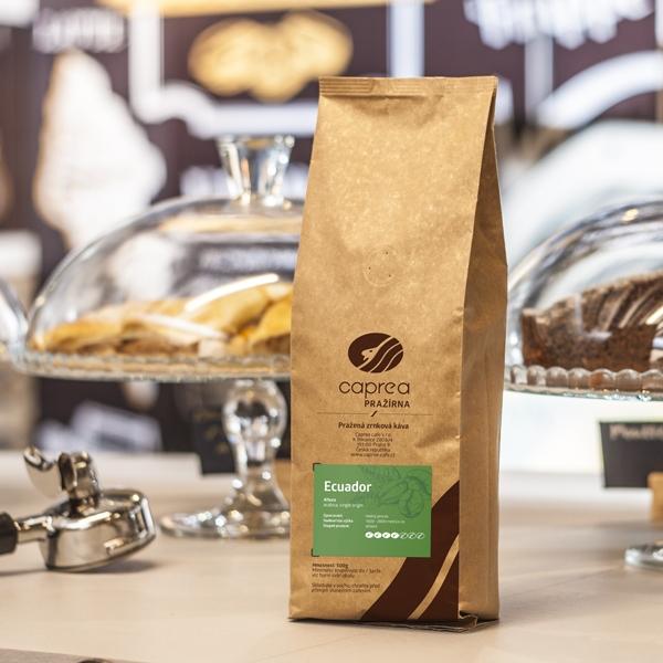 Zrnková káva Ecuador Altura