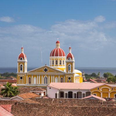 Cathedral of Granada, Nicaragua, Central America