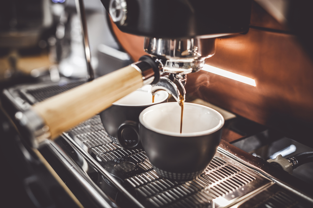 Správná příprava kávy