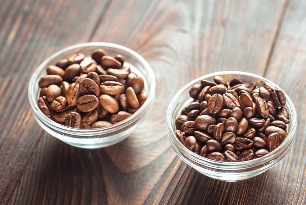 Zrnková káva, rozdíl mezi arabicou arobustou