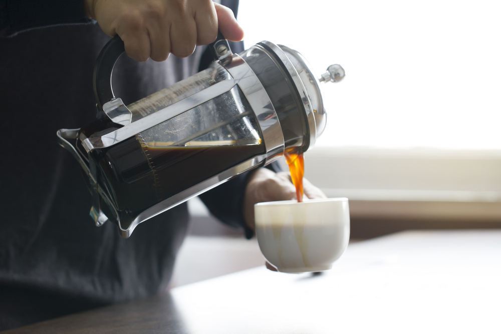 Přizpůsobte si, kávu podle vlastní chuti.